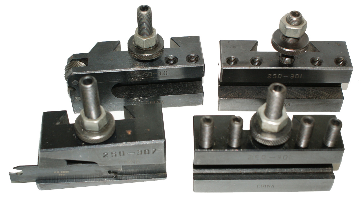 CXA Turning, Facing, Knurling, Cut-Off Tooling