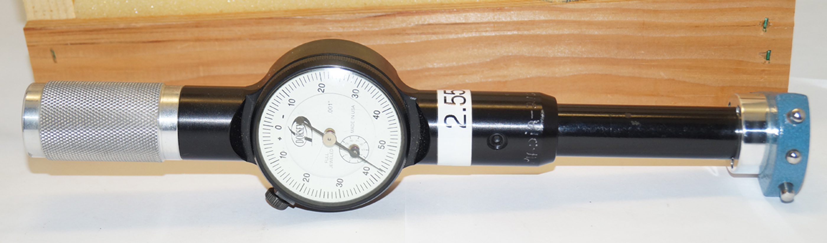 Bore Gage, No. 4 Dorsey Standard Gage 2.55 Dial