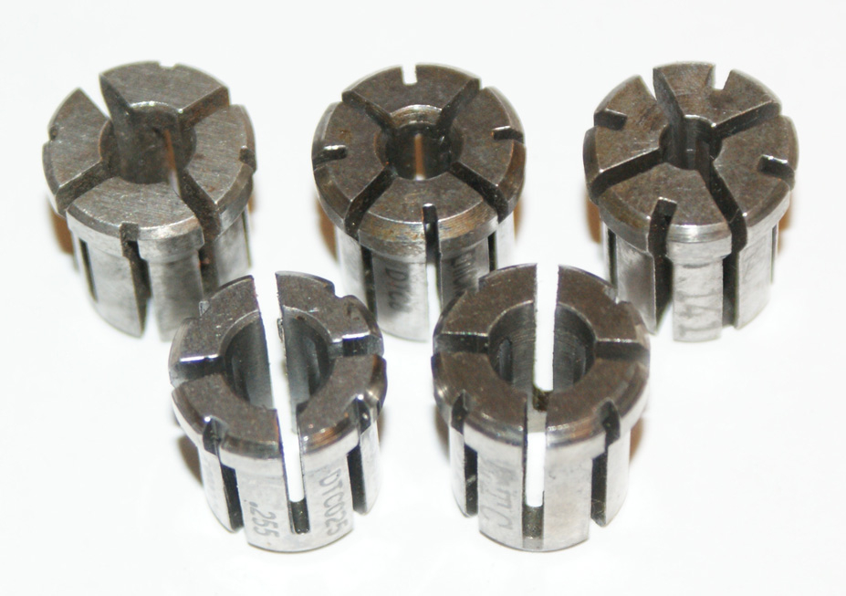 Erickson DTC Tap Collet Set