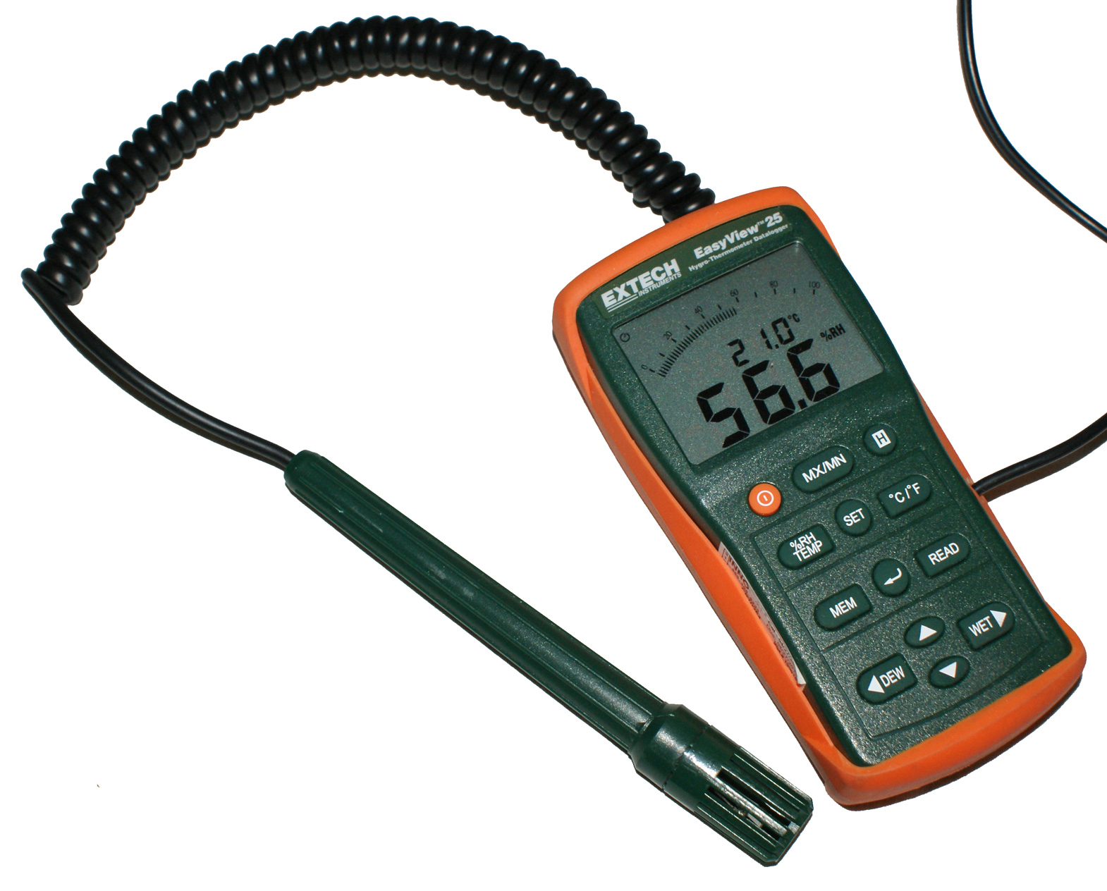 Extech Hygro-Thermometer EA25 Datalogger