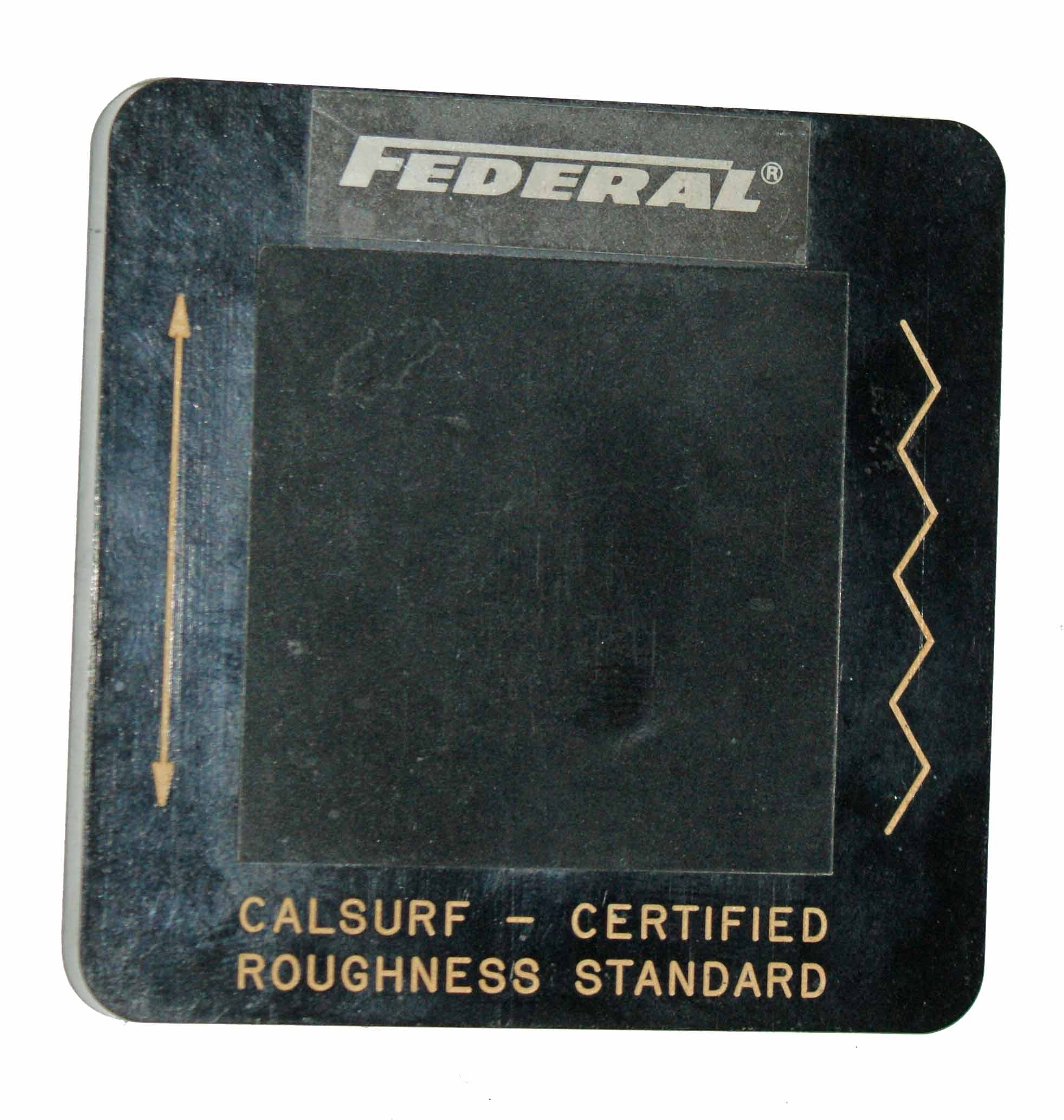 Federal Calsurf Roughness Standard PMD-90101