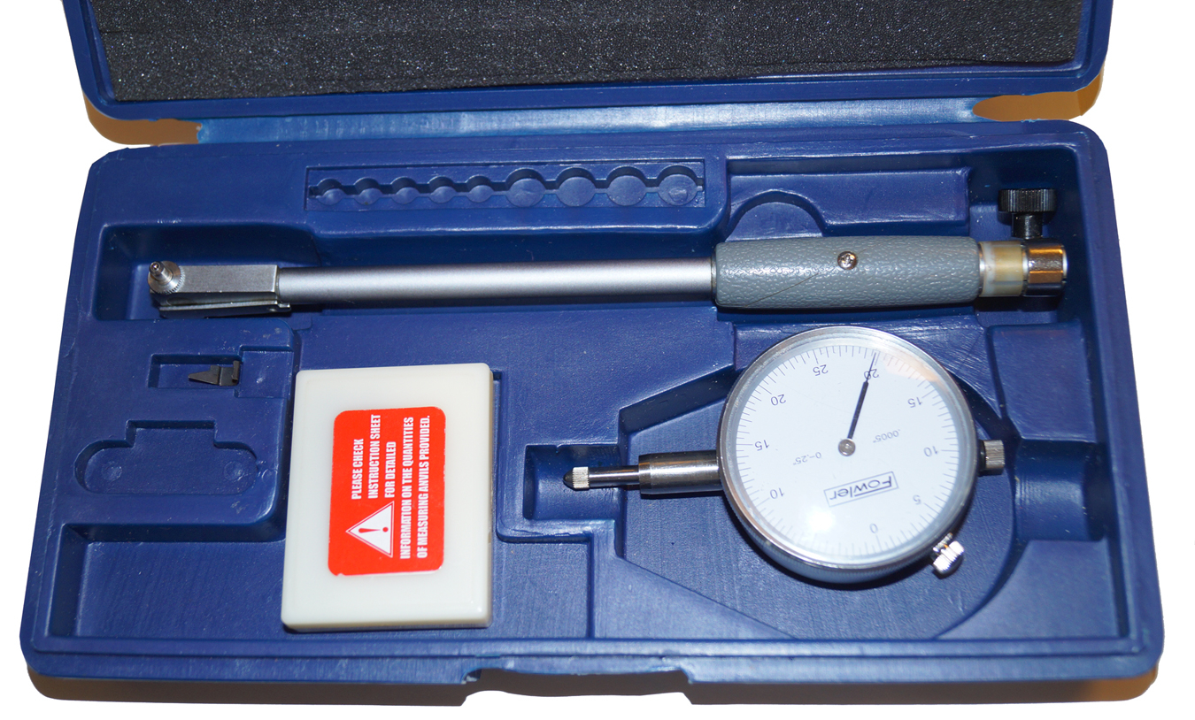Fowler Dial Bore Gage 52-646-100