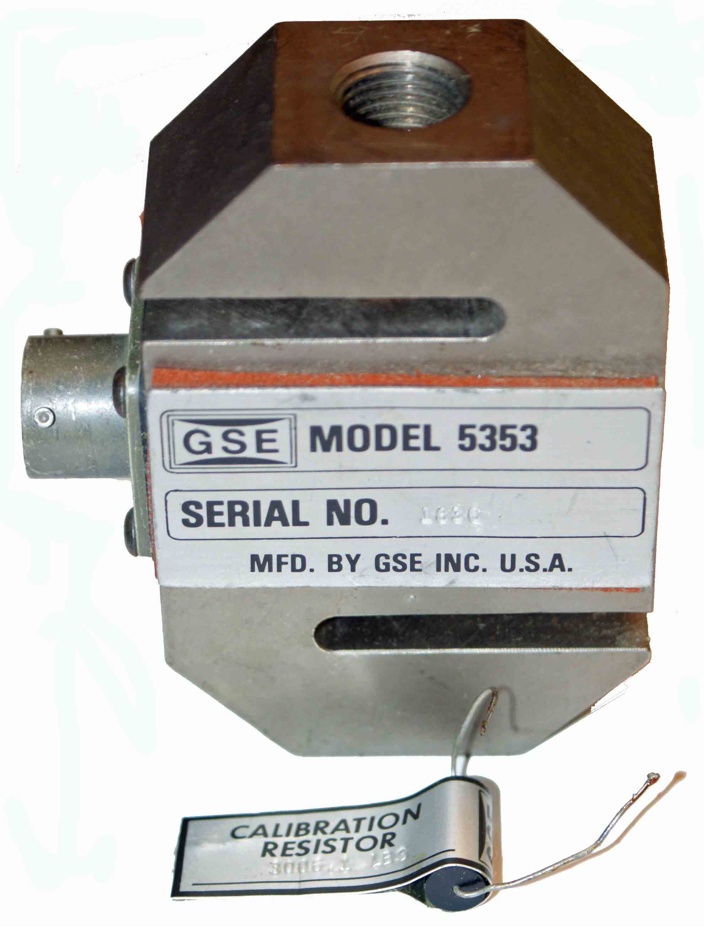 GSE 5353 Load Cell 5000 Lb Capacity