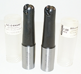 Harroun 1 x 6 Mold Masher End Mills