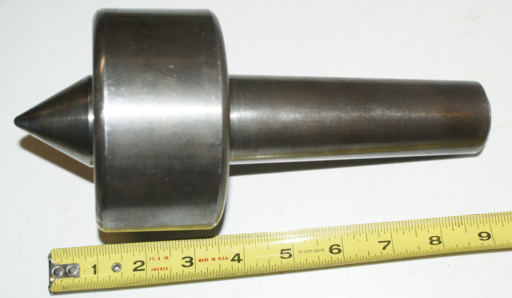 Ideal Live Center 5 Morse Taper