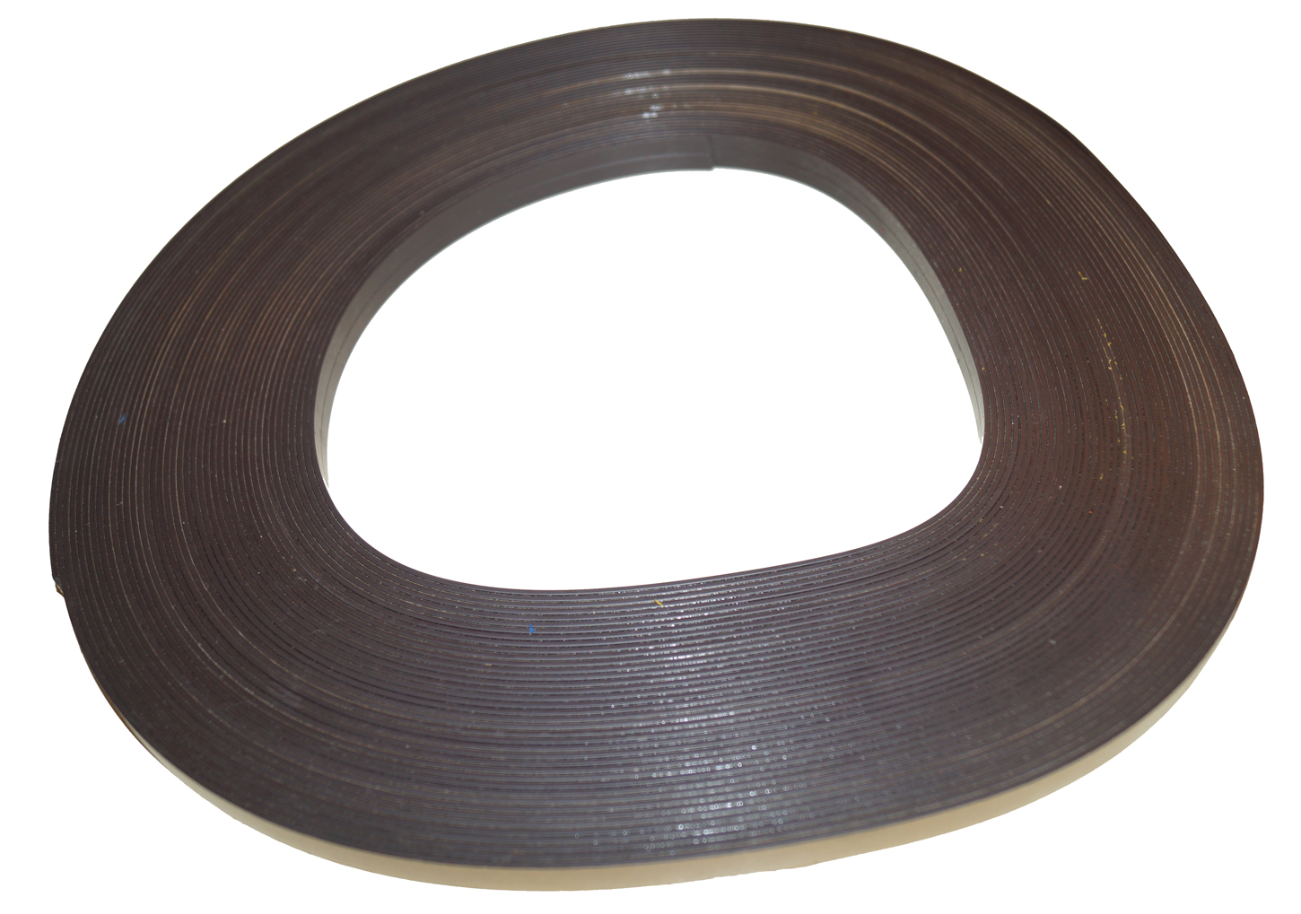 Magnetic Tape, Self-Adhesive, 1/2 Inch x 50 Ft