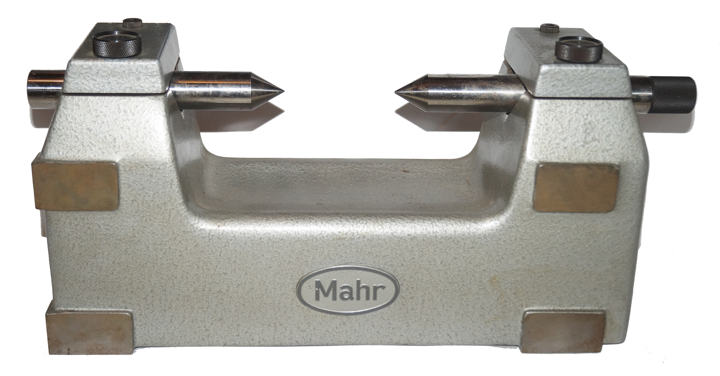 "Mahr 8"" Bench Center - Inspection, Between Centers, Table"