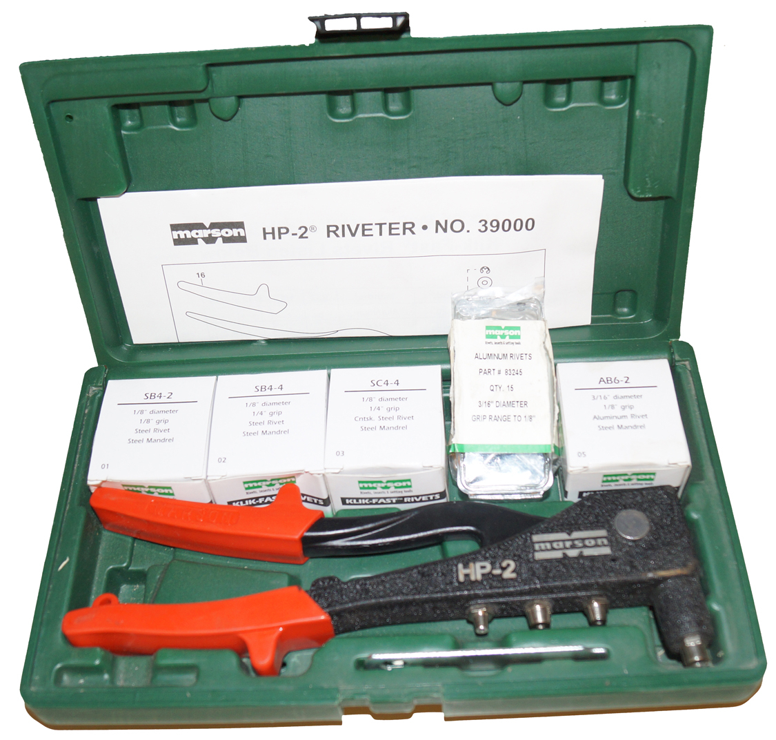 Marson HP-2 Riveter No. 39000