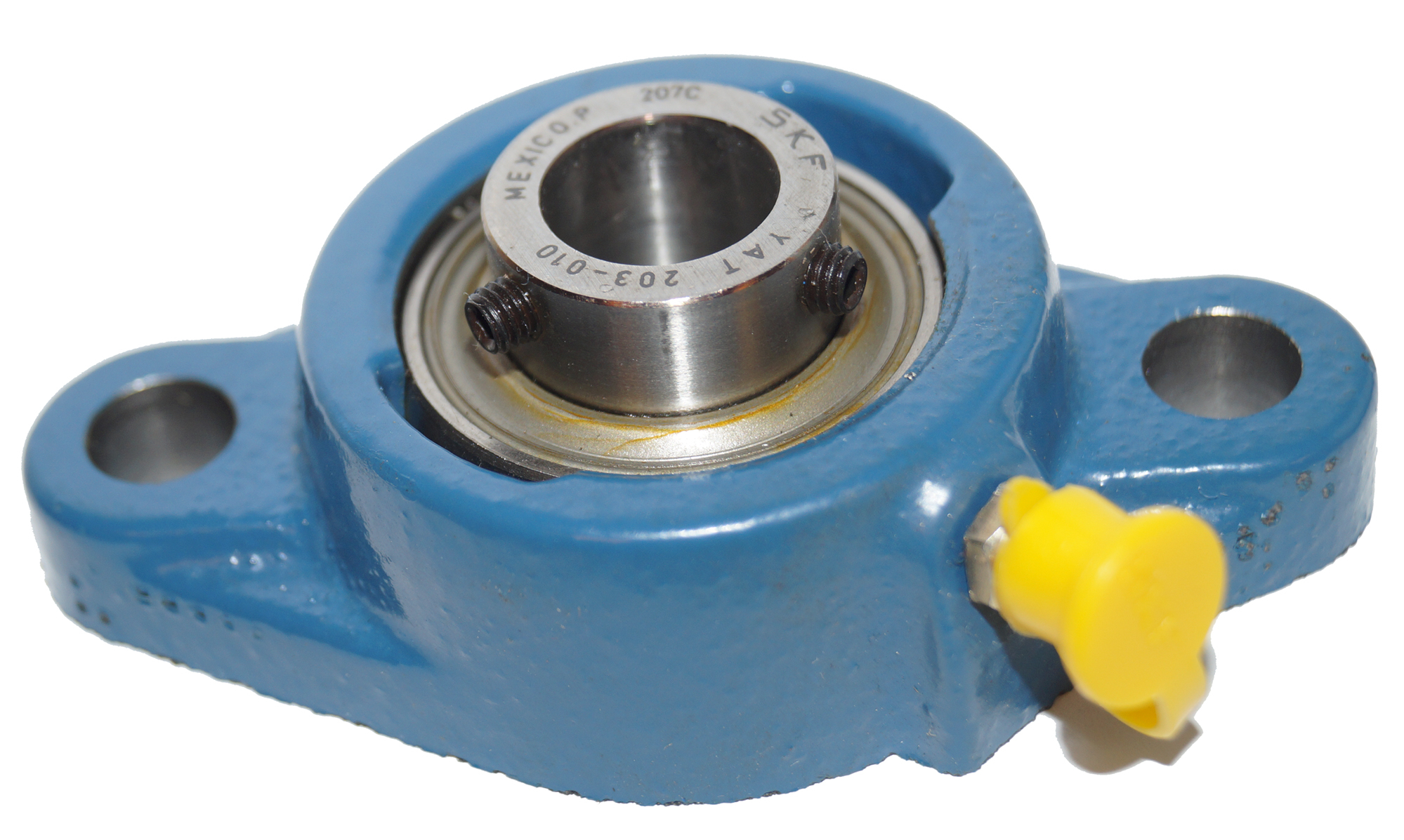 "SKF FYT 5/8"" RM Bearing, Pillow Block, Flange"