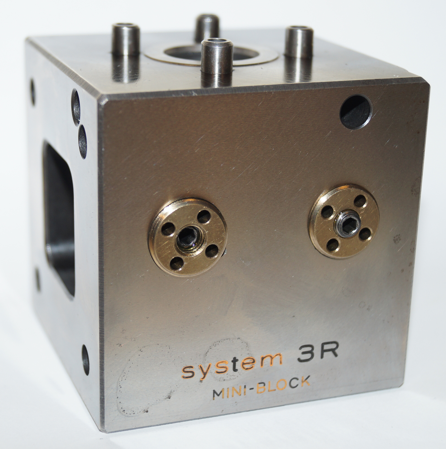 System 3R Mini-Block 20mm x 70mm Cube 3R-321.46