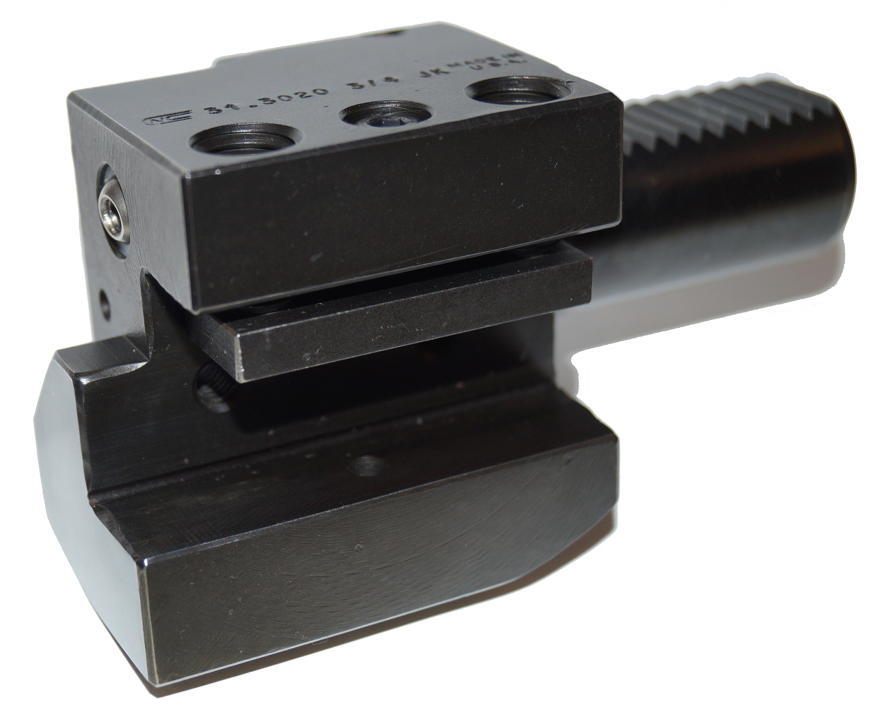 "VDI Tool Holder 31-3020 Facing Toolholder 3/4"" Sq."