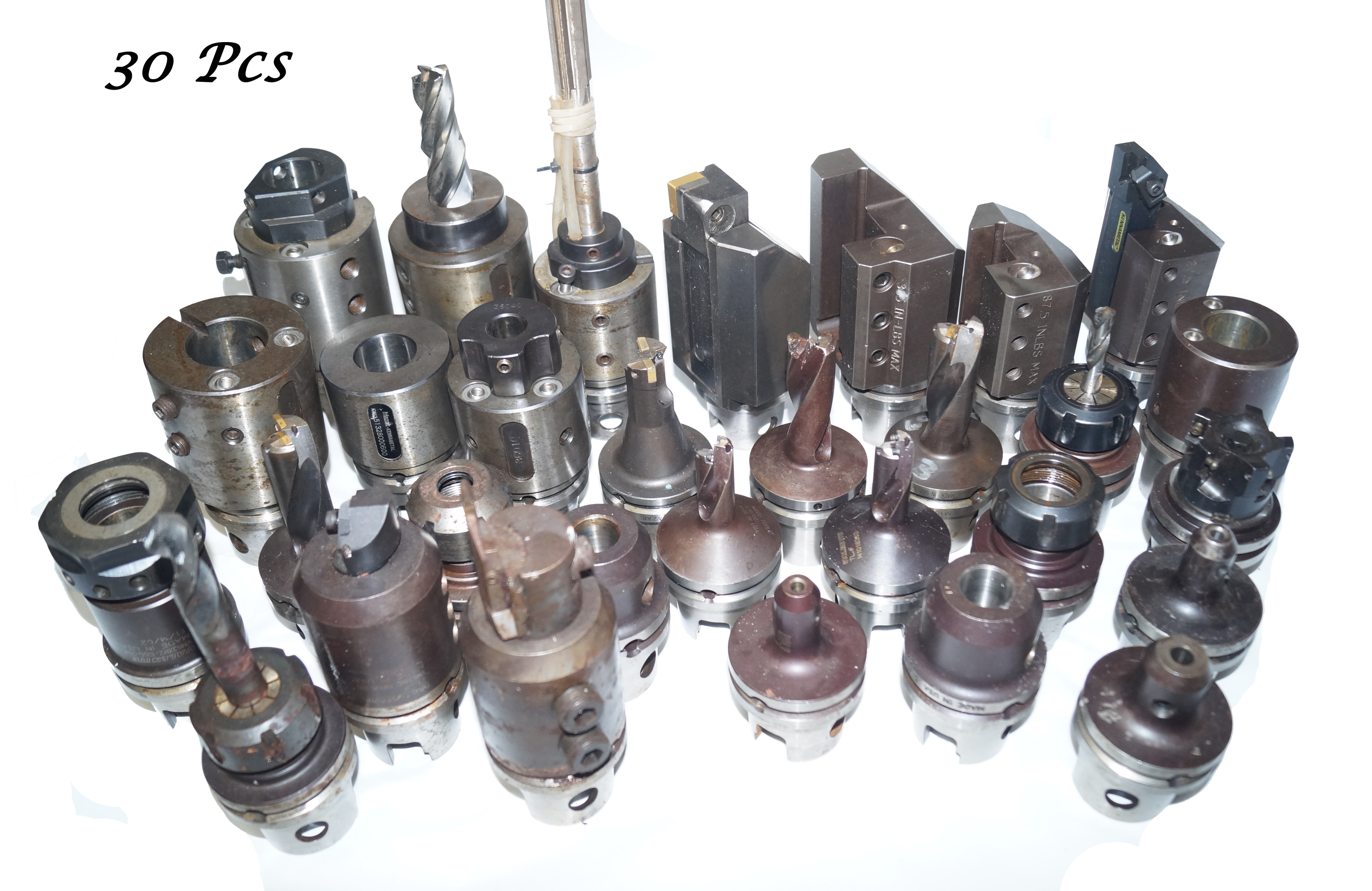 42 Pieces of VM63/KM63 Toolholders